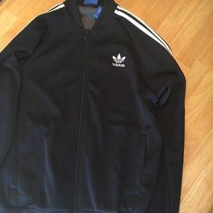 Black gently used jacket